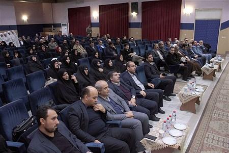 آیین تجلیل از فعالین جشن عاطفه ها در آذربایجان شرقی | Leila Movassag Garamaleki