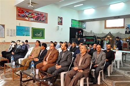 افتتاح مدرسه انقلاب  در هنرستان فنی و نمونه دولتی البرز | Mahdi Arasteh