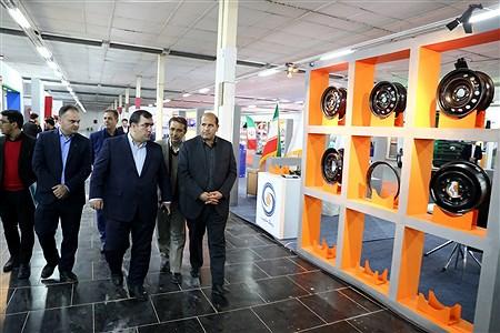 نمایشگاه قطعات خودرو   Ahmad Ghorbani