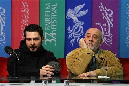 نشست پرسش و پاسخ فیلم «سونامی» میلاد صدرعاملی | Hossein Paryas