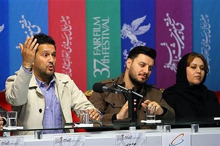 نشست پرسش و پاسخ فیلم «جان دار» با حضور پدرام پور امیری | Hossein Paryas