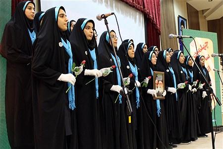 جشنواره سرود بسیج  | Mobina Pakdaman