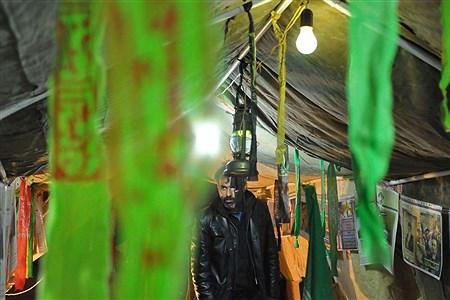 نمایشگاه شهدای جومیان در محله جومیان شهرستان خوسف   Mahdi Arasteh
