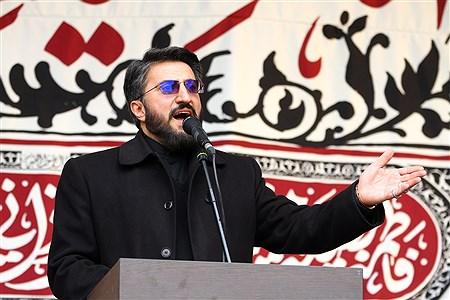 اجتماع بزرگ هیئتهای عاشورای فاطمی در میدان هفت تیر | Hossein Paryas