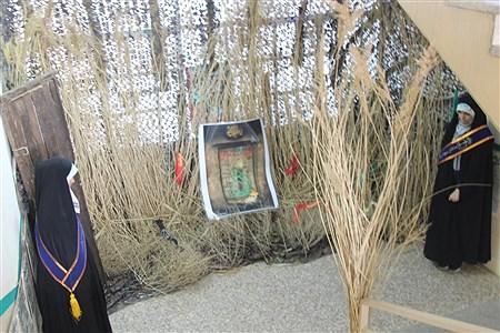 یادواره شهدای انقلاب اسلامی و مدافع حرم در مدرسه غدیر قم | mahdi janati