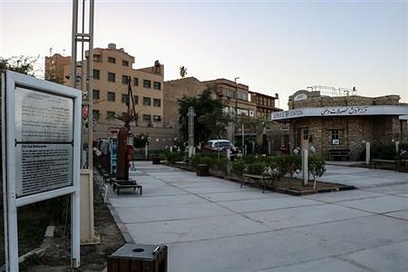 موزه بنزین خانه آبادان روایتگر تاریخ نفت | Mostafa Ghayem