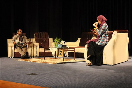 نمایش مهدی  | Mohammad Reza Ebrahimi