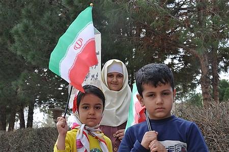 حماسه یوم الله 22 بهمن در شهرستان خوسف خراسان جنوبی | Mahdi Arasteh