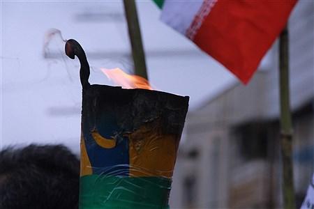 راهپمایی 22 بهمن | Hengameh Derang