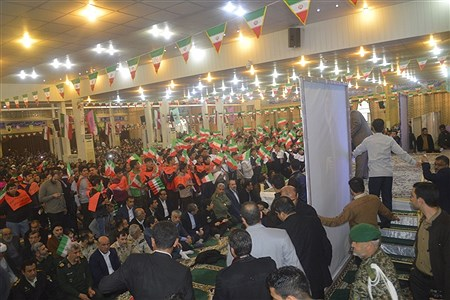 راهپیمایی 22 بهمن در بوشهر | Meysam Mehrzadeh