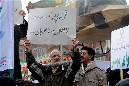 راهپیمایی 22 بهمن / ارومیه   kiyanosh kharbozekar