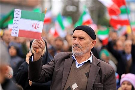 راهپیمایی 22 بهمن   Ahmad Ghorbani