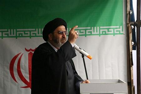 یوم الله بیست و دوم بهمن 97درشهرقدس | saba bahrami