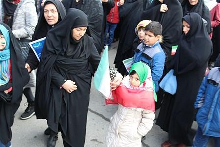 راهپیمایی 22 بهمن ماه در مراغه | Farzad Ghafaryan
