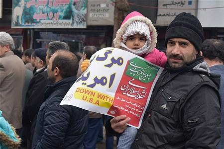 راهپیمایی 22 بهمن در بهارستان | Mohammadreza Gharehbagheri