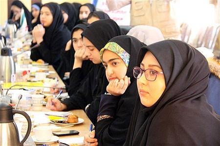 افتتاحیه دومین نشست نمایندگان نهمین دوره مجلس دانش آموزی قطب دو کشور در ارومیه   kiyanosh kharbozekar