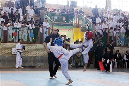 مسابقات کیوکشین کاراته شرق کشور در شهر ستان خوسف   Mahdi Arasteh