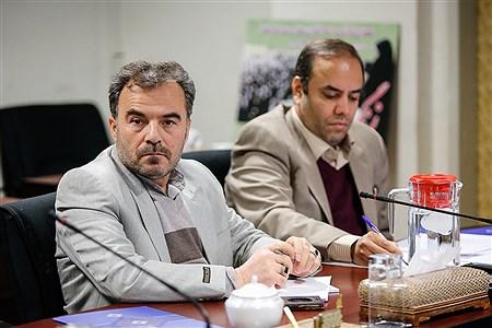 کارگروه مدیران رادیو قرآن با معاون قرآن عترت و نماز معاونت پرورشی   Ali Sharifzade