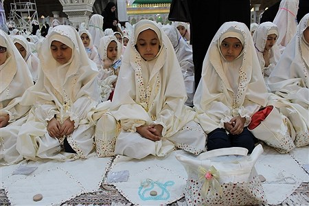 جشن طوبائیان از فرش تا عرش در حرم امام راحل | Sara Rezvani
