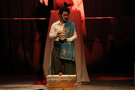 تئاتر « وقتی همه قهرمان باشند » | Amir Hosein Mollazade