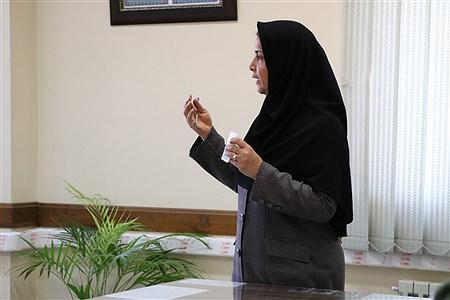 بازدید از تأمین اجتماعی   Fatemeh Noroozi
