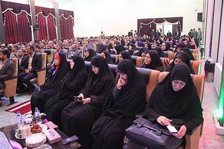 آیین گرامیداشت تربیت اسلامی و هفته امور تربیتی در ارومیه | reza maroufi