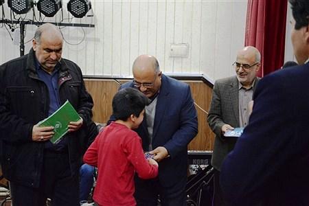 ارومیه (پانا)- مدیرکل آموزش و پرورش آذربایجان غربی  به همراه معاون پرورشی و فرهنگی آموزش و پرورش استان از سازمان دانش آموزی بازدید کردند. | reza maroufi