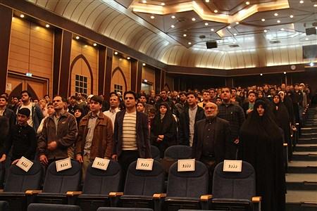 اختتامیه سی و ششمین دوره مسابقات قرآن و عترت استان قم | dargahi