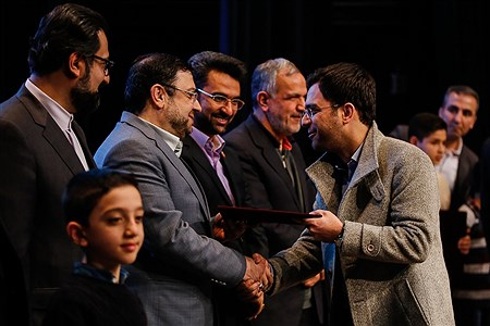 آیین انتخاب جشنواره کودکآنلاین | Ali Sharifzade