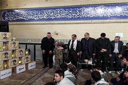 یادواره شهدای بسیج دانش آموزی شهرستان ارومیه | kiyanosh kharbozekar