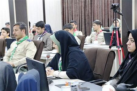 آیین تجلیل از برترین های اردوی ملی،مجامع اعضا و مربیان و مجلس دانش آموزی | reza maroufi