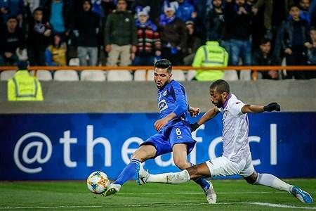 دیدار تیم های استقلال و العین امارات | Ali Sharifzade