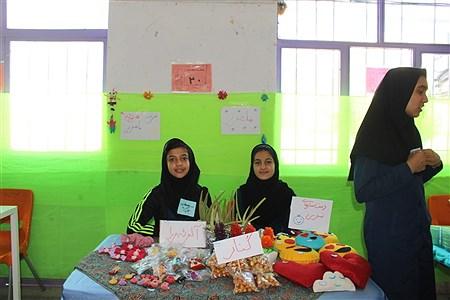 دست سازه های دانش آموزان دبیرستان پروین اعتصامی | Asal Rostamy