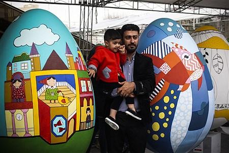 جشنواره تخم مرغ های نوروزی | Amir Gholami