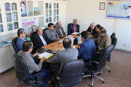 جلسه ستاد بزرگداشت مقام معلم  آموزش و پرورش استان بوشهر | Abdol hossein Sadeghi