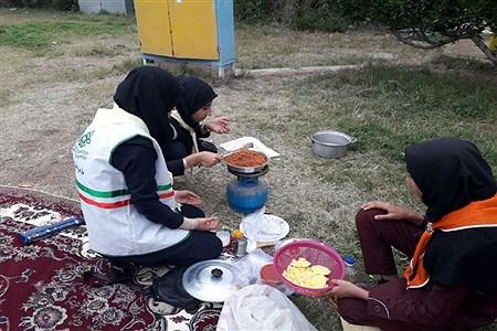 اردوی دوروزه پیشتازان پسر و دختر آبادان   Fatemeh Moghadami Majd