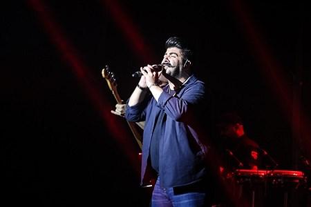کنسرت بهنام بانی خواننده پاپ در آبادان | Mostafa Ghayem
