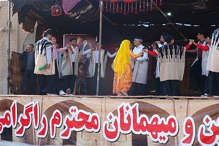 برگزاری جشنواره اقوام ایرانی در فشافویه   Bahar Aghazade