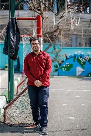 دانش آموز ناشنوا محمد مشهدی نمی توانست احساس خود را از شنیدن صدای اطراف خود بیان کند  | Ali Sharifzade