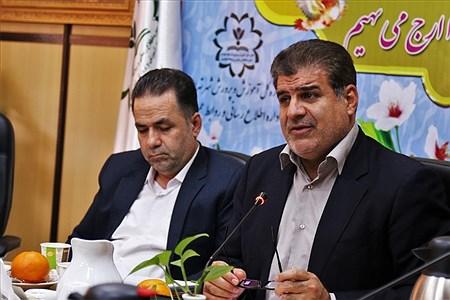 آخرین جلسه سال 97   مدیران مناطق 19 گانه  و شورای معاونین اداره کل آموزش و پرورش شهر تهران | Mohamad sajad ghadiry