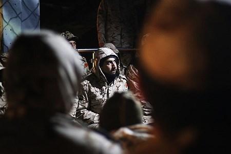 مراسم تحویل سال98همراه با سربازان سپاه عاشورا تبریزبا حضور فرمانده قرارگاه پشتیبانی سپاه عاشورا سرهنگ آقایی و سربازان سپاه در جوار شهدای سپاه برگزار شد. | Masoud Sepehrinia
