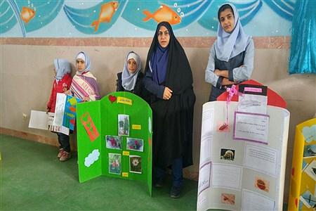 درخشش دانش آموزان دبستان قرآنی منطقه خزل در جشنواره جابربن حیان | Fatemeh Siavashi
