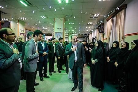 دیدار نوروزی  وزیر آموزش و پرورش با مدیران کل، مسئولان سابق و همکاران حوزه ستادی | Ali Sharifzade