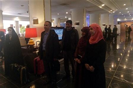 آئین استقبال از شرکتکنندگان ششمین دوره مسابقات بینالمللی قرآن کریم دانشآموزان جهان اسلام  | Sasan Haghshenas
