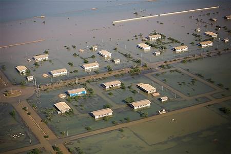 مناطق سیل زده استان خوزستان | Mahdi Maheri