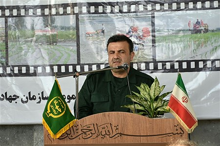 کشت مکانیزه برنج | Alireza Asgharzadeh