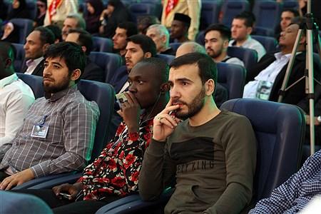 دومین روز مرحله نهایی مسابقات بین المللی قرآن کریم در بخش برادران | Amir Gholami