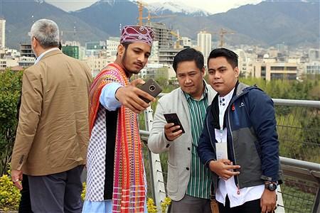 پل طبیعت میزبان شرکت کنندگان مسابقات بین المللی قرآن کریم   Amir Gholami