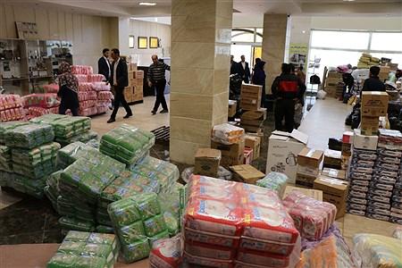 کمکهای مردمی آذربایجان غربی به مناطق سیل زده | Amir Hosein Mollazade