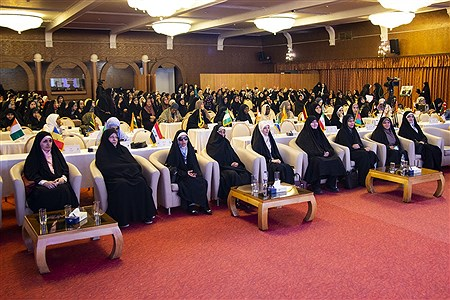 پایان مرحله نهایی مسابقات بین المللی قرآن کریم در بخش بانوان | Laya Jebelli